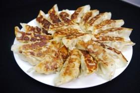 円盤肉餃子
